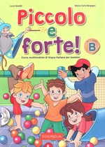 Piccolo e forte! B + CD