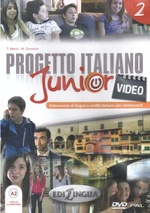 Progetto italiano Junior Video 2 – DVD (PAL)